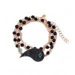 Silver bracelet 35578