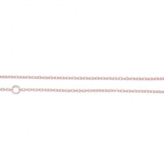 Καδένα ασημένια σε χρώματα λευκό, κίτρινο και ροζ χρυσό Από 10€ η αλυσίδα SILCH R