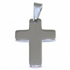 Σταυρός για τον άντρα από ανοξείδωτο ατσάλι SP1126