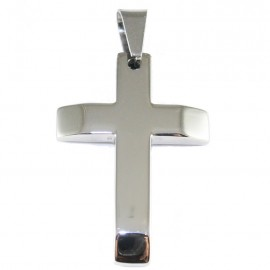Cross for men in stainless steel SP1247