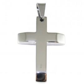 Σταυρός για τον άντρα από ανοξείδωτο ατσάλι SP1247