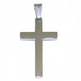 Cross for men in stainless steel SP1148