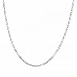 Stainless steel necklace for men Chain Length: 55 cm SC177