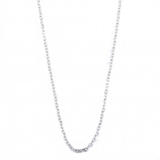 Chain for men for neck stainless steel Chain length 50cm SC115