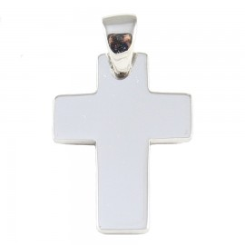 Cross sterling silver polished  3213