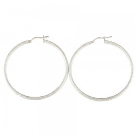 Sterling silver earrings ring hand crafted 43512