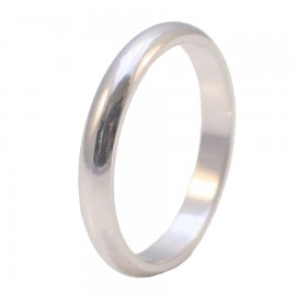 Wedding rings or engagement platinums monochrome two-color golden selection of designs and colors