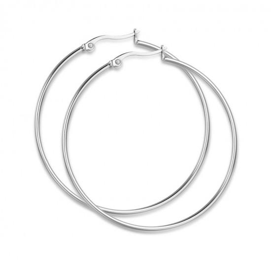 Earrings made of stainless steel  OK948