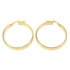 Earrings rings sterling silver made gold plated and polished  27195