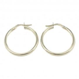 Sterling silver earrings rings polished  23585