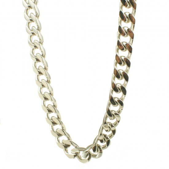 Men's Neck Chain Stainless Steel Hypoallergenic  SC255