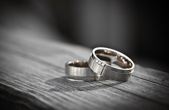 Time for wedding rings